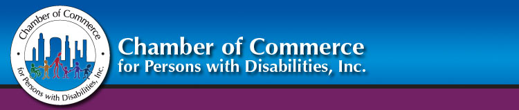 Chamber of Commerce for Persons with Disabilities, Inc.